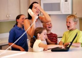 5 възпитателни съвета за самотни майки