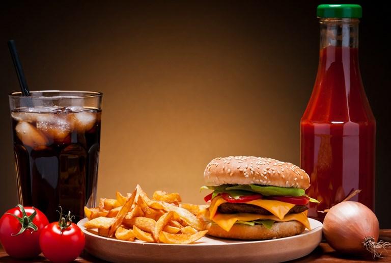 Вредата от бързите храни
