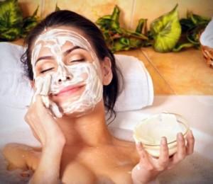 Антистрес маски за лице с природни средства