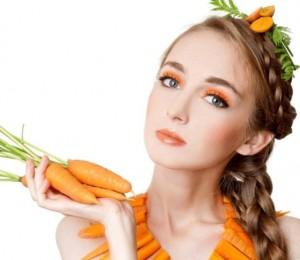 Морковът – с един удар много здраве