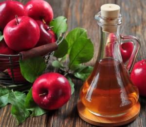 Грижи за кожата с ябълков оцет