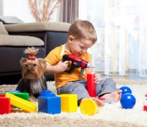 Безопасен дом за детето