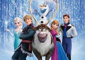 """""""Замръзналото кралство стана най-касовата анимация на всички времена"""