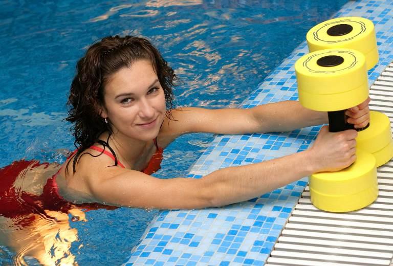 Упражненията в топла вода понижават кръвното налягане