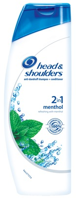 HEAD AND SHOULDERS 2IN1 MENTHOL_1