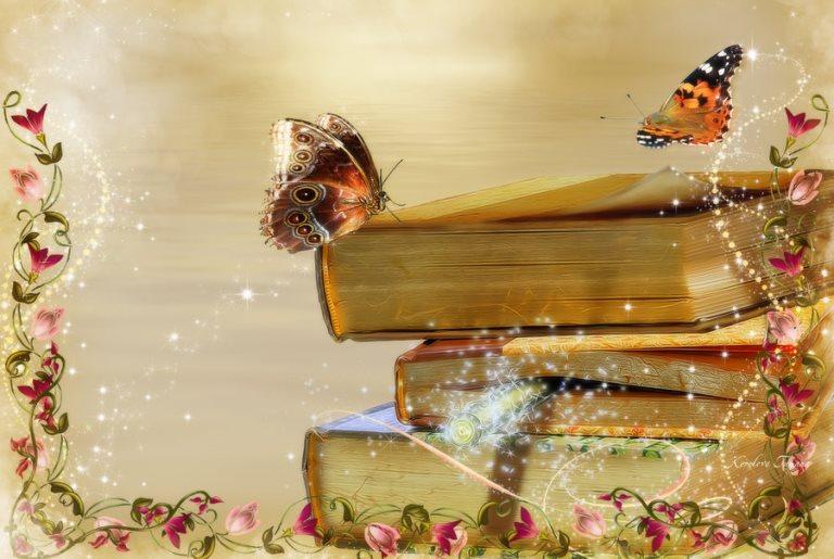 Как да вдъхнем живот на старите книги?