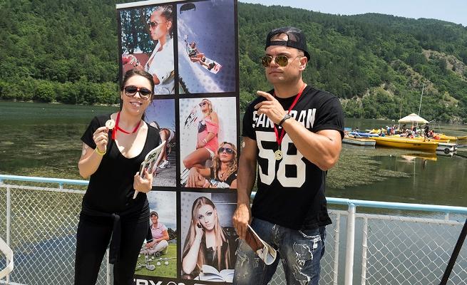 Победителите Мика Стоичкова и Кристо