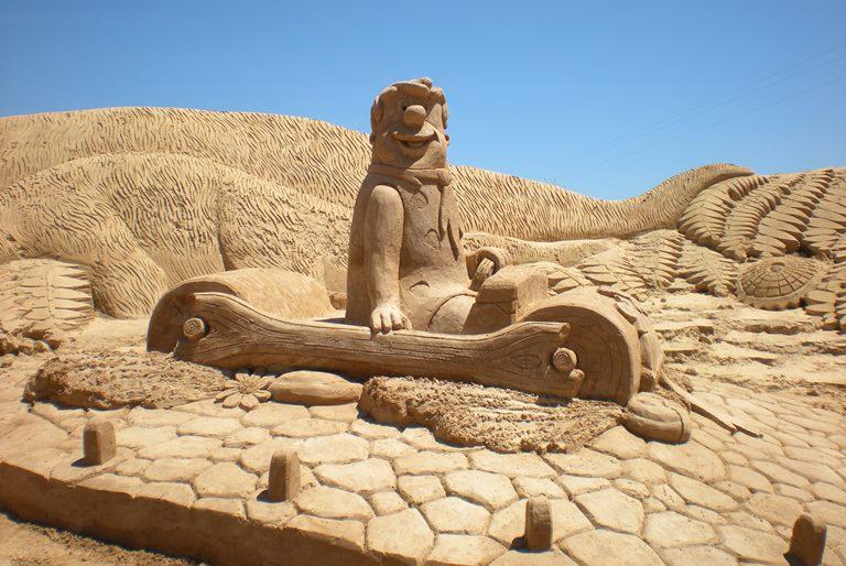 """""""Приказки от пясък"""" – 7-ми Фестивал на пясъчните скулптури в Бургас"""