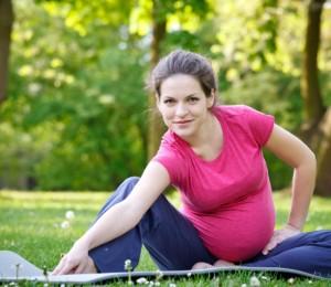 4 безопасни упражнения за бременни