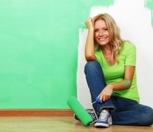 Лесни начини да декорирате празна стена