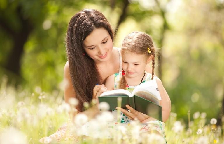 Защо е важно децата да четат книги?