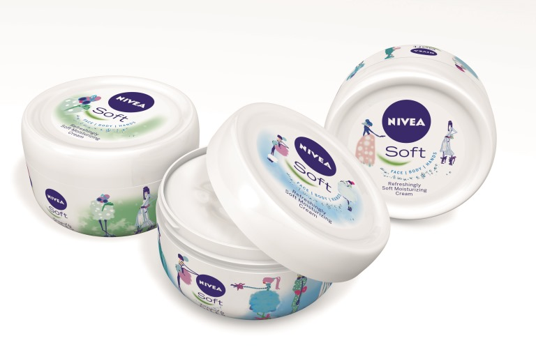 NIVEA Soft by Giles_Range