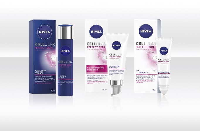 NIVEA_Cellular Perfect Skin_Range